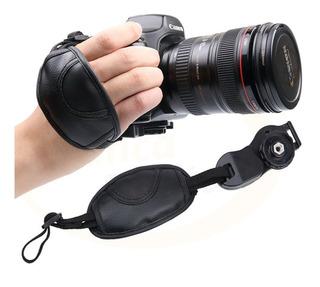 Correa De Mano Para Cámara Reflex Nikon Canon Sony Panasonic