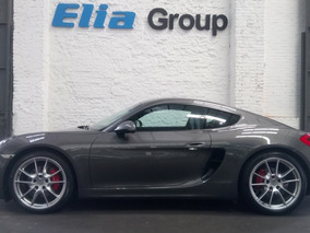 Cayman S 6cil. 325hp. Elia Group