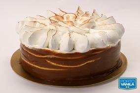Torta Rogel Porto Vanila De 18 A 20 Porciones (4492)