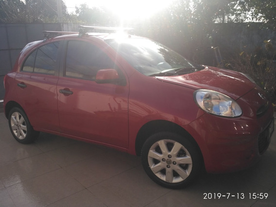 Nissan March 1.6 Full 2012