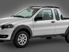 Fiat Strada 1.4 Working Cabina Extendida