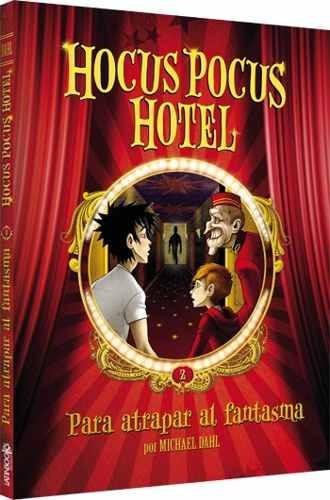 Hocus Pocus Hotel - Para Atrapar Al Fantasma Nice