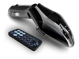 Transmisor Fm Bluetooth Mp3 Microsd Usb Para Auto Febo