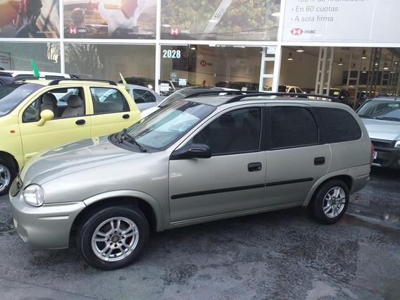 Chevrolet Corsa 1.6 Wagon Retire Con 50% U$s3950