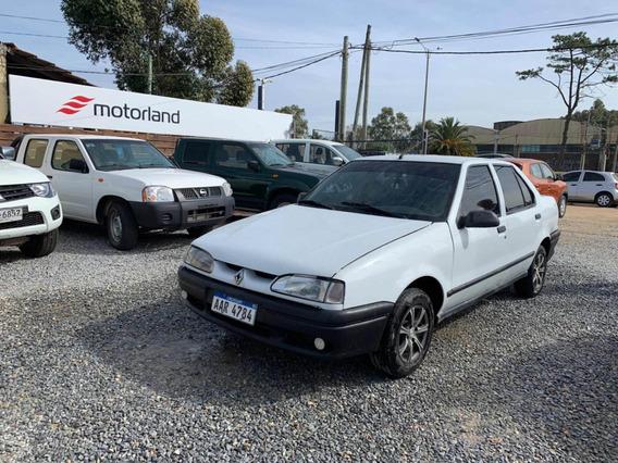 Renault R19 1.4 Rl Nuevo! 2000 Y Cuotas!! Pto/fcio!