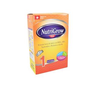 Nutrigrow Plus 1 0 A 6 400gr