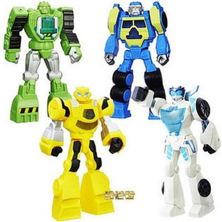 Transformer Rescue Bots 28cms Bumblebee Salvage Boulder