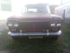 Fiat Fiat 125 Motor 1500 Coupe