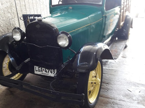 Ford A Año 1929.