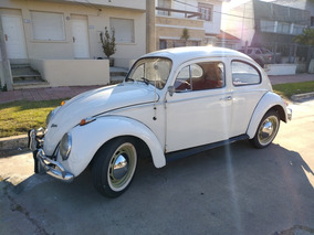 Volkswagen The Beetle 1963 Alemán 1200cc