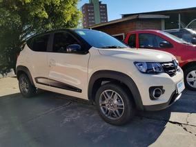 Renault Kwid Intense 2018 Bege