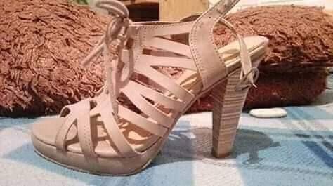Zapatos De Fiesta Stiletos Y Sandalias