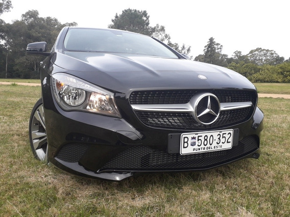 Mercedes-benz Clase Cla 1.6 Cla200 Coupe Urban 156cv At 2015