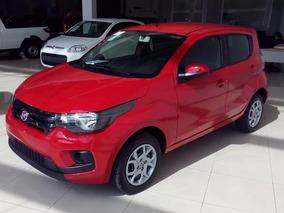 Fiat Mobi Easy Y Easy On 100% Financiado!! Alarma Sin Costo!