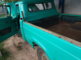 Ford F-100 Rural