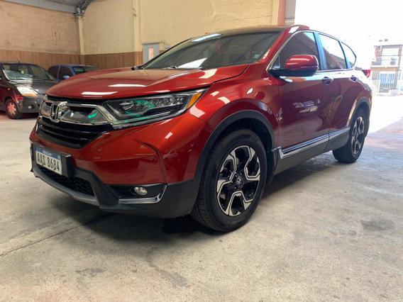 Honda Cr-v 1.5t Ex At 2018
