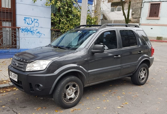 Ford Ecosport 2011 1.6 Gris Oscura