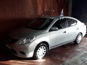Nissan Versa Año 2013 Automático Al Día