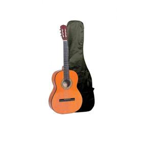 Guitarra Clásica / Criolla Memphis 851 Con Funda