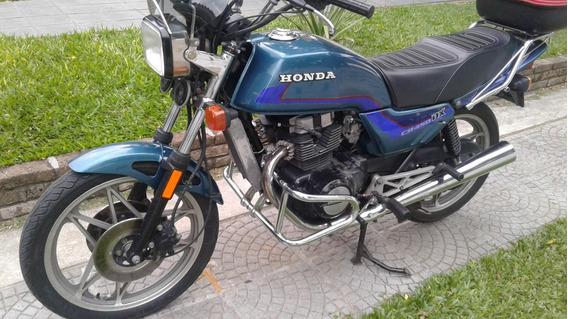 Honda Cb 450 Brasil Año 92