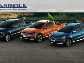 Volkswagen Saveiro Power G7 2018 0km - Barriola
