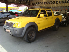 Mitsubishi L200 Savana 2.5 4x4 Cd 8v Turbo Diesel 4p Manual