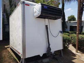 Caja Refrigerada Para 3 1/2 Con Equipo De Congelación -20