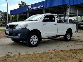 Toyota Hilux 2.5 Cs Dx Pack Tdi 120cv 4x2 2013