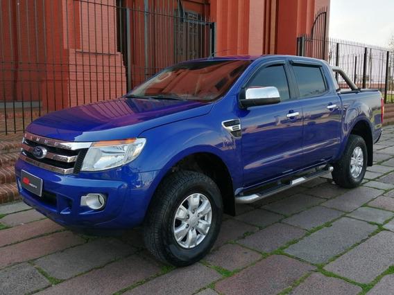 Ford Ranger 2.5 Xlt 2014 (( Gl Motors )) Financiamos!