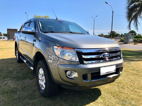Ford Ranger Xlt 2014 55.000km Nueva!!! Permuto Financio