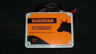 Electrico Pastor - 1 Joule - 20 Km - 220 V - Gtia 2 Años -