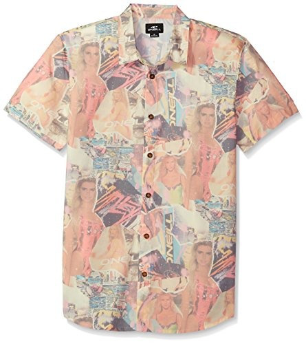 Oneill Mens Babewatch Short Sleeve