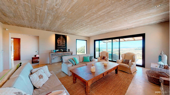 Chacra Contemporánea En Alquiler Anual Ó Venta 4 Dormitorios