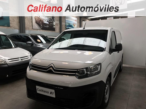 Citroën Berlingo New K9 1.6 Hdi 90hp C/3 Asientos. 2020 0km