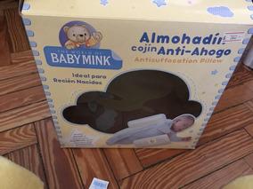 Almohadón Baby Mink Para Recién Nacido