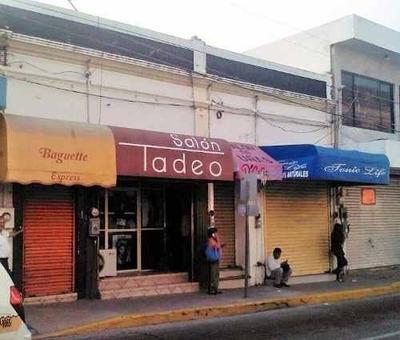 Edificio En Venta Zona Centro, Tampico, Tam.