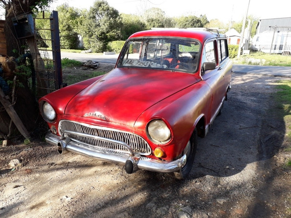 Simca Aronde Pick Up
