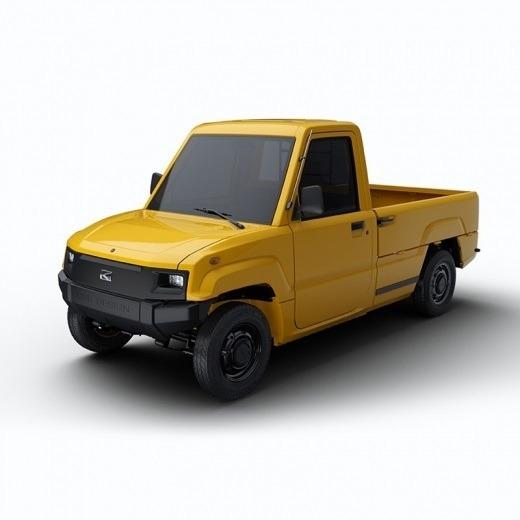 Auto / Camioneta 100% Electrico Pickman 3kw 60 Cuotas