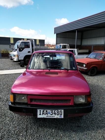 Fiat Fiorino 1.3 D 1988