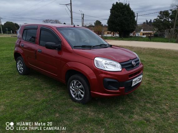 Fiat Uno Way Topcar U$s 7000 Y Cuotas En $$