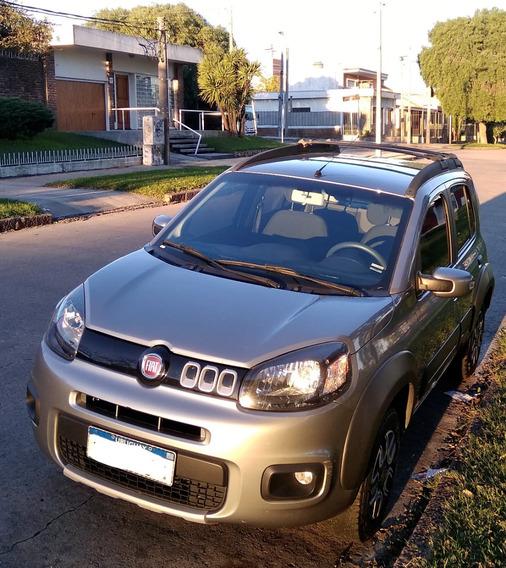 Fiat Uno Way Full Año 2017 Inmejorable Oportunidad