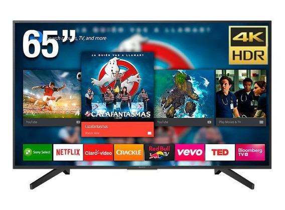 Smart Tv Led Sony 65 Hdr 4k Ultra Hd 65x735f Pcm
