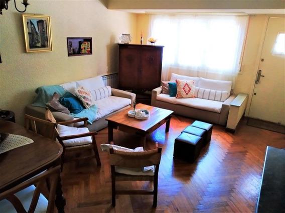 Venta Casa Cuatro Dormitorios Punta Carretas Garaje Parrille