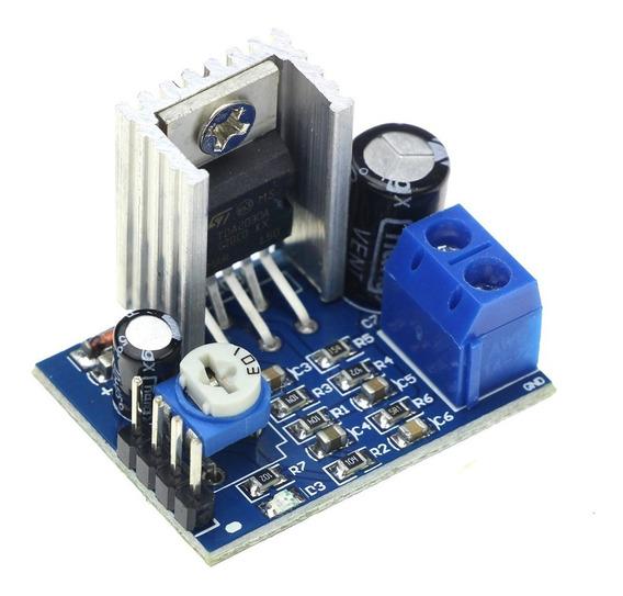 Amplificador Tda2030a 18w Mono 12v