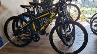 Bicicleta Montaña Trinx M 520 Rod 29 Alum Freno Disco Albion
