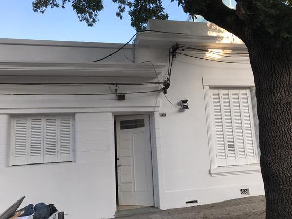 Punta Carretas Dueño Alquila Directo Casa De 3 Dormitorios