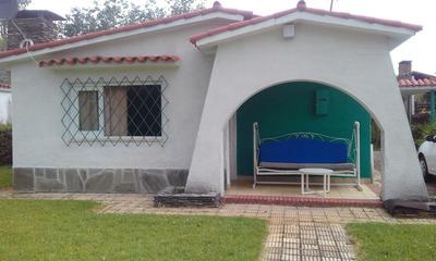 Casa A 1 Cuadra Y Media De La Playa