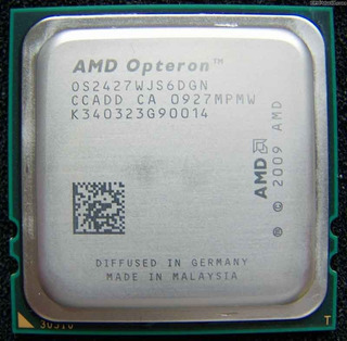 Cpu Amd Opteron 2427 6 Cores 2.2ghz Socket: F (1207)