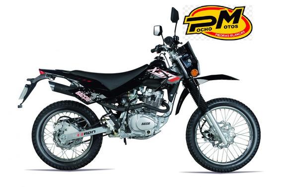 Cross Enduro X3m Il Skua Dakar Casco Empa Y 36 Cuotas!!!!