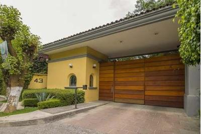 Exclusiva Residencia En Condominio En La Col. Florida